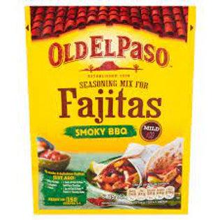 Old El Paso BBQ Fajita Mix