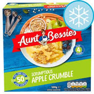 Aunt Bessie's  Apple Crumble