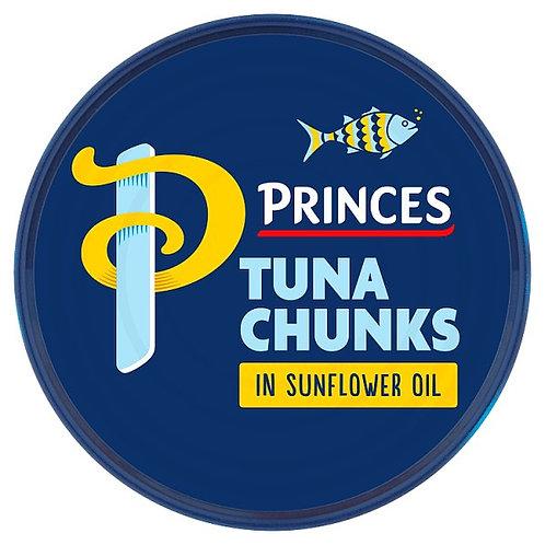 Princes Tuna Chunks In Oil