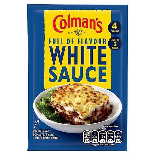 Colmans White Sauce Mix