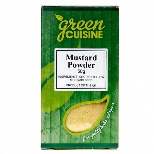 Green Cuisine Mustard Powder