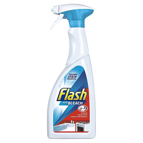 Flash Spray W/ Bleach