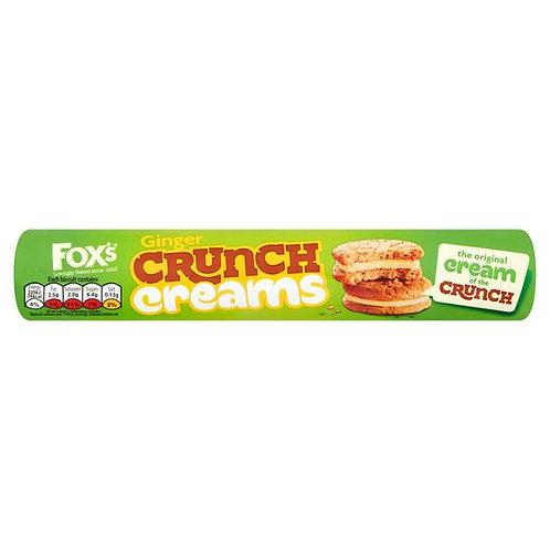 Foxs Ginger Crunch Creams