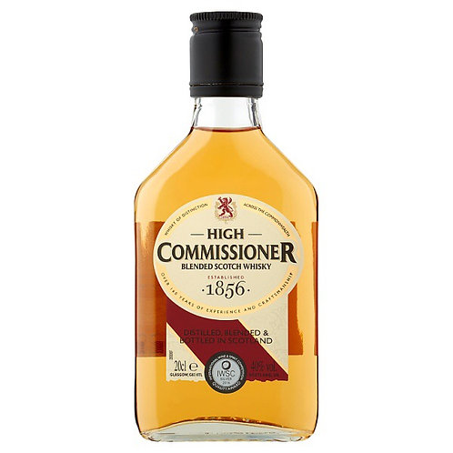 High Commissioner Whisky 35cl