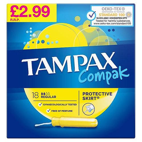 Tampax Reg Tampon