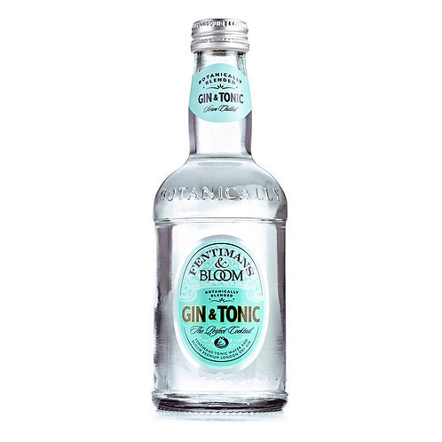 Fentimans Bloom Gin & Tonic