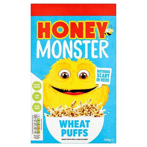 Honey Monster Puffs