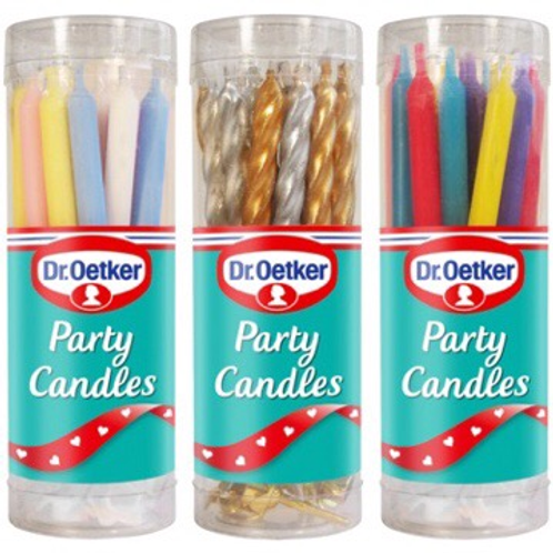 Dr Oetker Candles