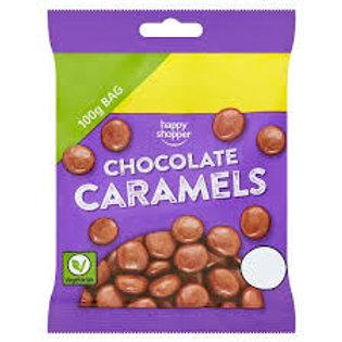 Happy Shopper Chocolate Caramels