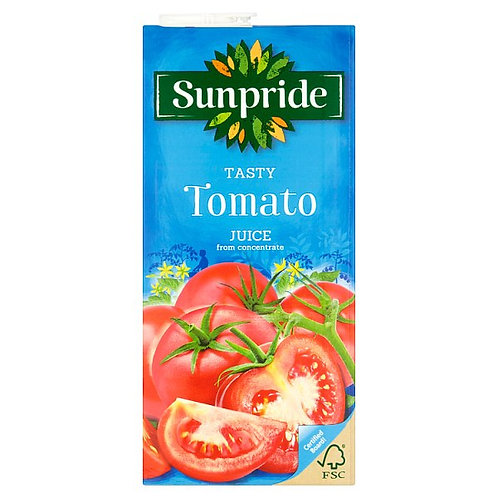 Sunpride Tomato Juice 1lt