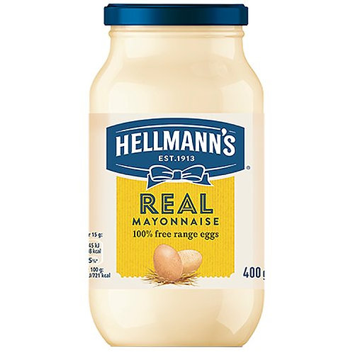 Hellmanns Mayo Real