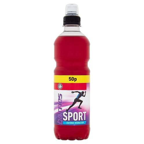 Euro Shopper Isotonic Berries