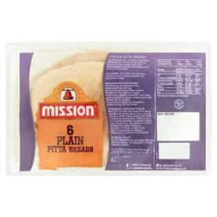 Mission Plain Pitta Bread