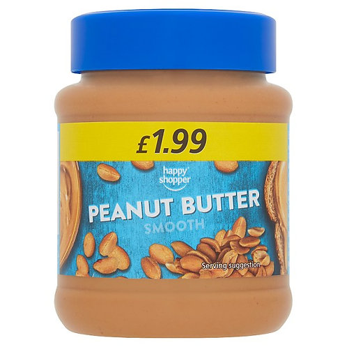 HS Smooth Peanut Butter