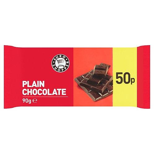 Euro Shopper Dark Chocolate Bar