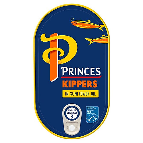 Princes Kippers In Sunflower