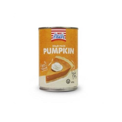 Americas Finest Pumpkin