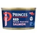 Princes Salmon Red