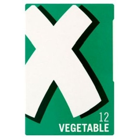 Oxo Cubes Vegetable 12S