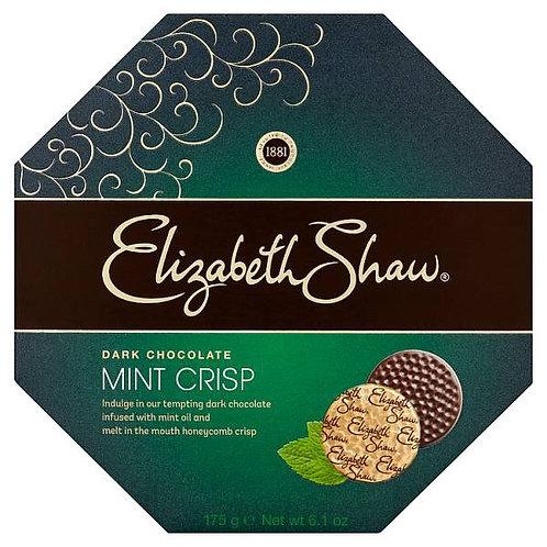 Elizabeth Shaw Dark Mint Crisp 175gr