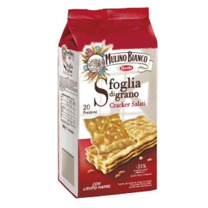 Mulino Blanco Salted Crackers