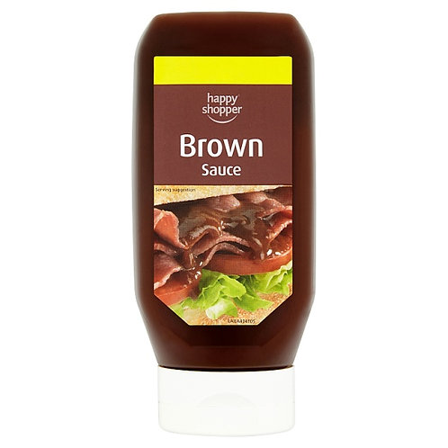 Happy Shopper Brown Sauce