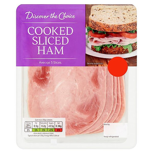 Discover the Choice Cooked Ham
