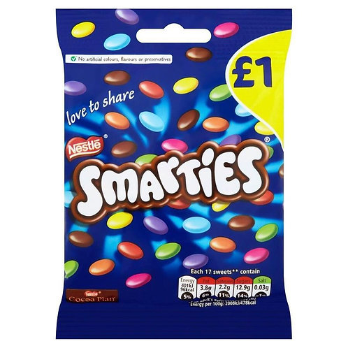 Smarties Pouch