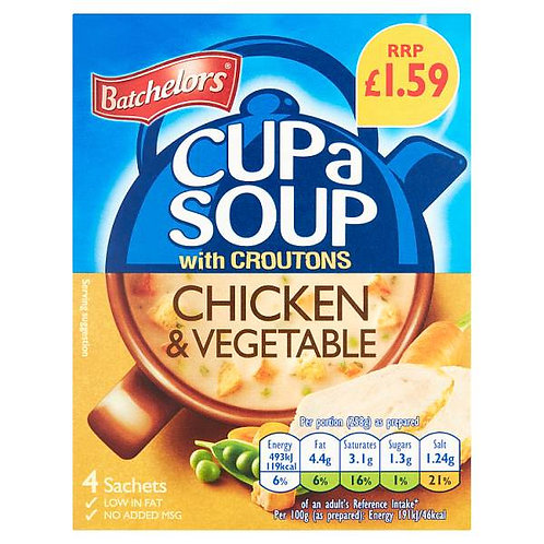 Batchelor Cup A Soup Chicken