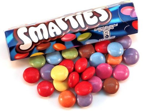 Smarties Hexatube