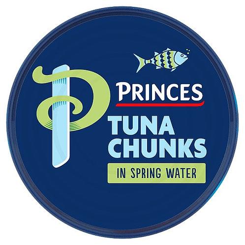 Princes Tuna Chunks/Sprg Wtr
