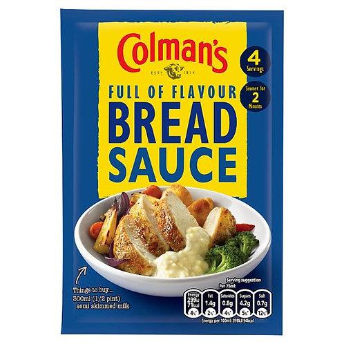 Colmans Bread Sause Mix