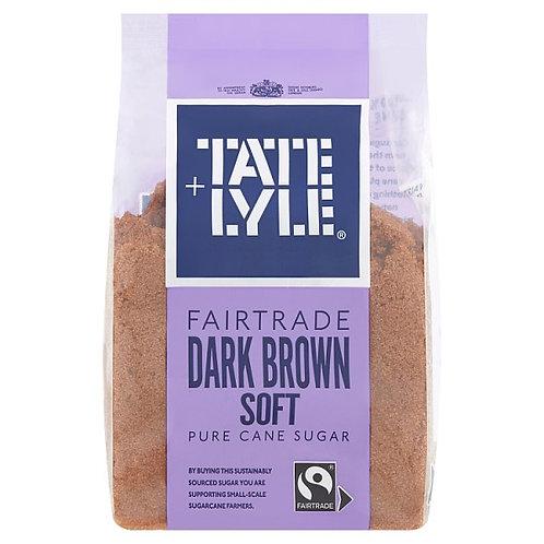 Tate & Lyle Dark Soft Brown Sugar 500g