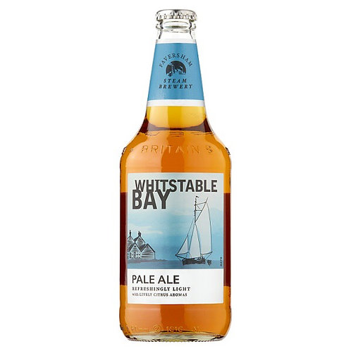 Whitstable Bay Pale Ale 500ml