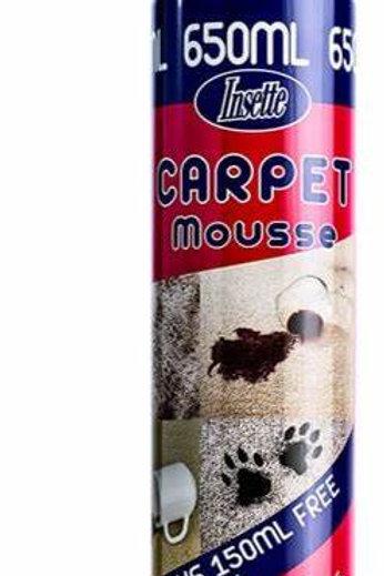 Carpet Mousse