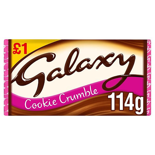 Galaxy Cookie Crumble Block