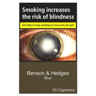 Benson & Hedges Ks Blue