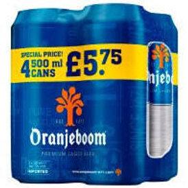 Oranjeboom 4x500ml