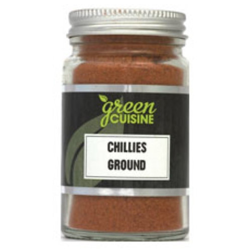 Green Cuisine Chillies Ground