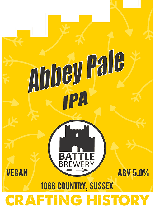 Abbey Pale Ale (Battle Brewery)