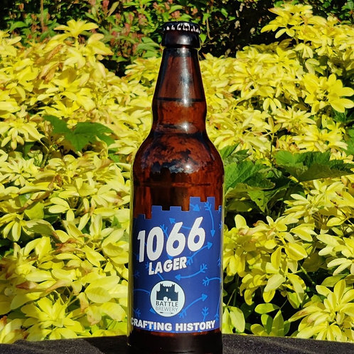 1066 Lager (Battle Brewery)