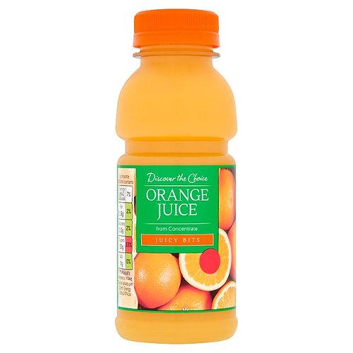 Discover the Choice Orange Juice