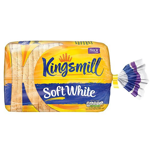 Kingsmill Thick White Bread
