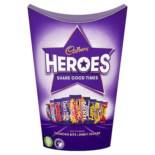 Cadbury Heroes 185gr