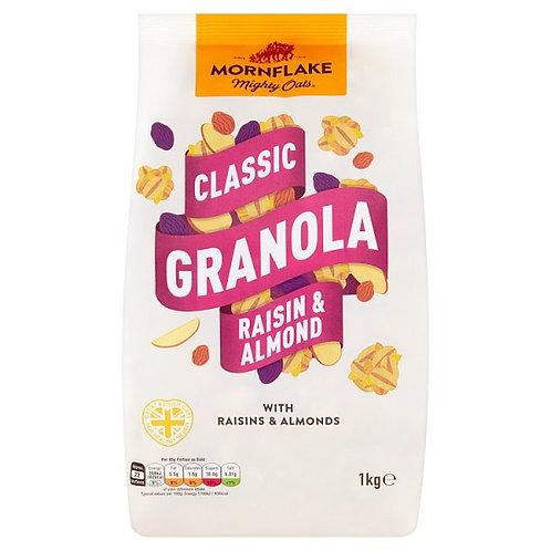 Mornflake Granola 1kg