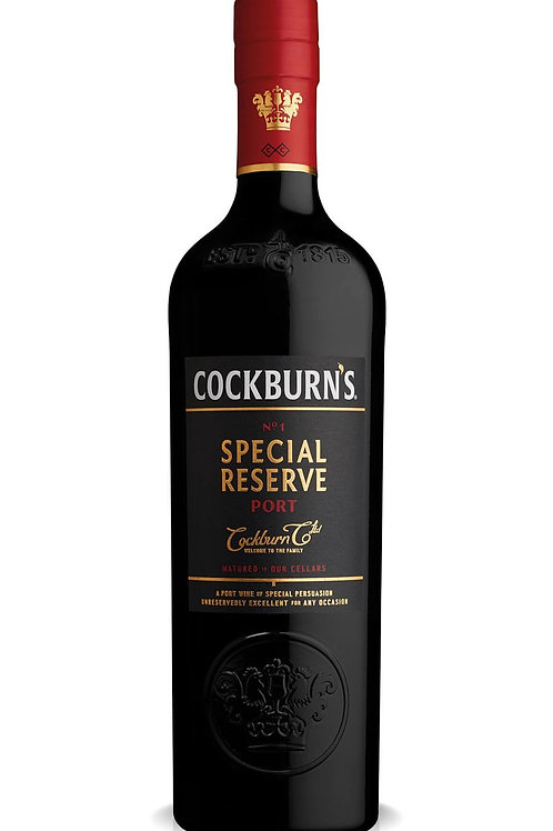 Cockburns Port Fine Special Reserve 75cl