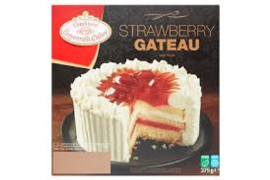 Cw Strawberry Gateau