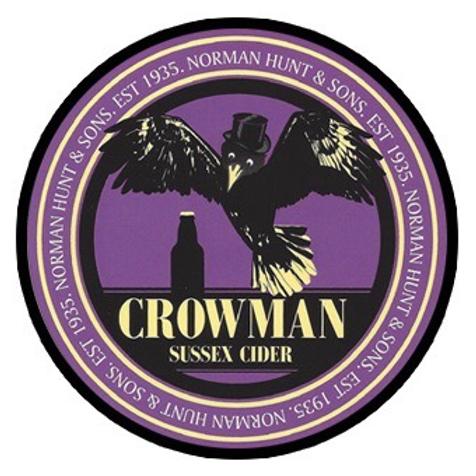 Crowman Sussex Cider