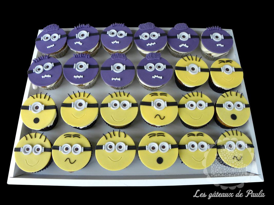 Cup cakes mignon