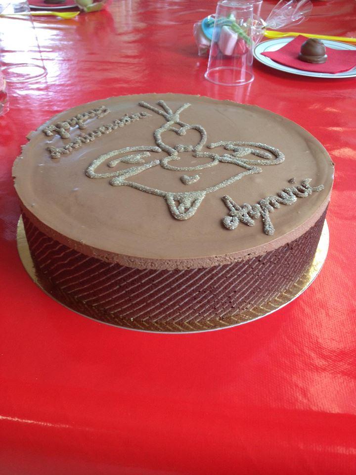 Gâteau Zygo La fête par fête